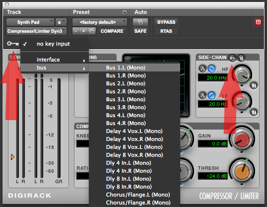 Sidechain Compression