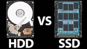ssd vs hdd for pro tools