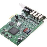 PCIe Audio Interface