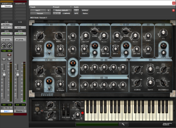 Top 10 Best Synthesizer Plugins for Pro Tools | Pro Tools