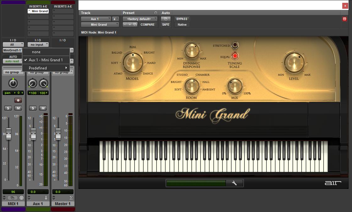 Recording MIDI With Pro Tools | Pro Tools Production