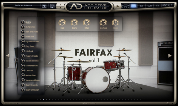 XLN Addictive Drums 2