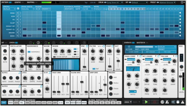 Rock Drum Machine Windows : 5 best virtual drum plugins for pro tools in 2018 pro tools production ~ Hamham.info Haus und Dekorationen