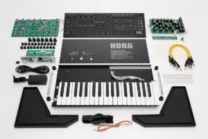 The MS-20 assembly kit.
