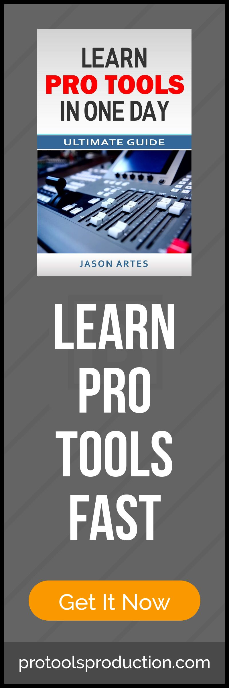 learn pro tools in one day guide
